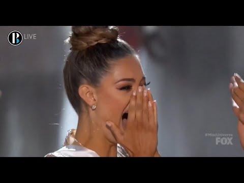 Nel-Peters da la quinta corona de Miss Universo a África