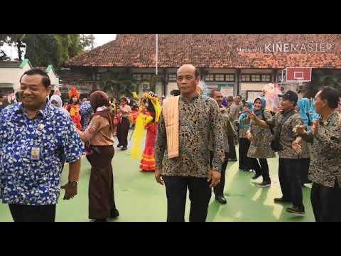Sambutan Kunjungan Ke SMPN 3 Surabaya