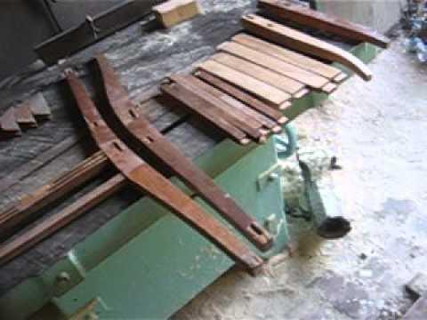 Как отреставрировать старый стул 735
