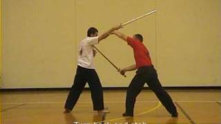 How to use Tai Chi sword - applications