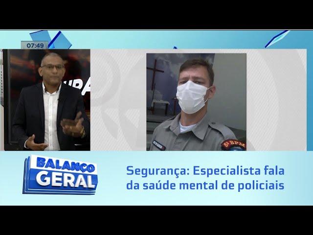 Segurança: Após morte de sargento em abordagem, especialista fala da saúde mental de policiais