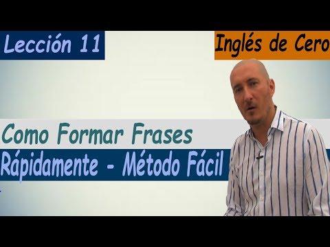 LECCIÓN 11Empieza YA A Hablar Inglés Con Esto