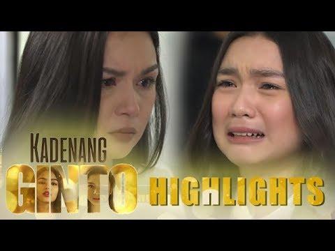Kadenang Ginto: Cassie, pumayag na sa pag-alis ng kanilang pamilya   EP 96