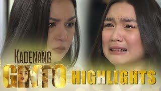 Kadenang Ginto: Cassie, pumayag na sa pag-alis ng kanilang pamilya | EP 96