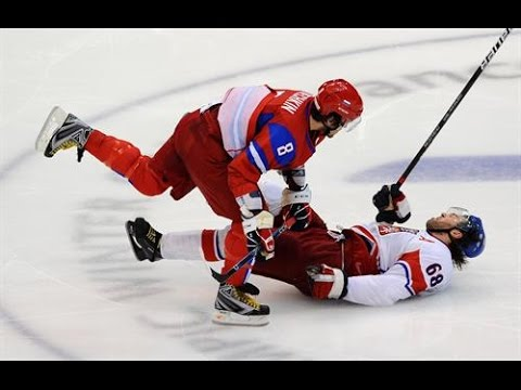 Biggest Hockey Hits Ever