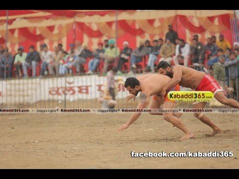 Hajipur (Garhshanker) Kabaddi Tournament 15 Jan 2017 (Live)