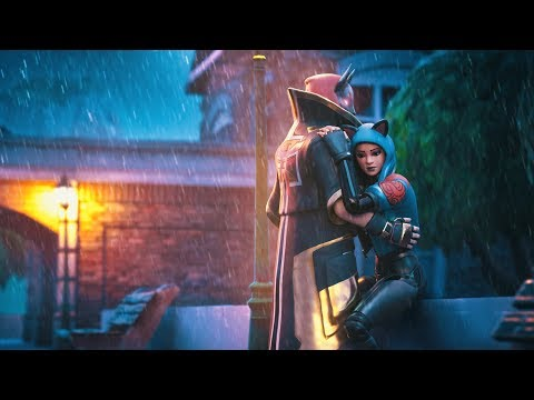 DRIFT & LYNX: THE WANTED HEROES | A Fortnite Movie thumbnail