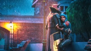 DRIFT & LYNX: THE WANTED HEROES | A Fortnite Movie