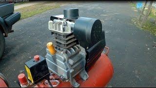 Модернизация компрессора Skipеr: заменяем воздушный фильтр
