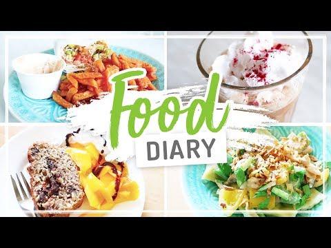 gesundes food diary clean eating so ern228hrst du dic