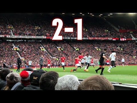 Manchester United vs Liverpool, 2-1, Premier League, 10.03.2018