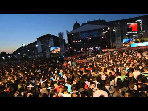 Music Channel - 3 Sud Est - Medley (Live @ RMA 2012)