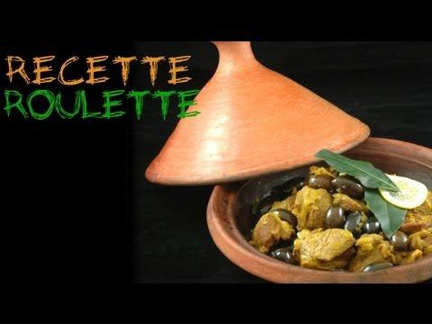 Recette : Tajine d'agneau aux olives et citrons confits !