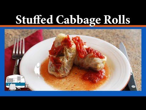 How to make Golumpki (Polish stuffed cabbage rolls)