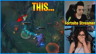 Nightblue3 After Tyler1 Got Challenger Jungle Only...LoL Daily Moments Ep 1016