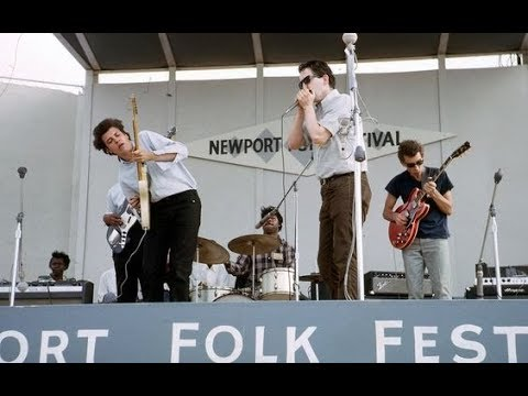 Paul Butterfield Blues Band at Newport 1965