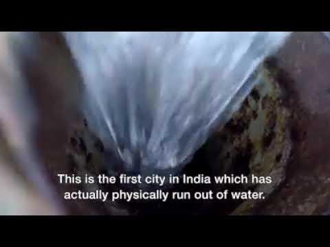 Viral Bangalore facing water problems