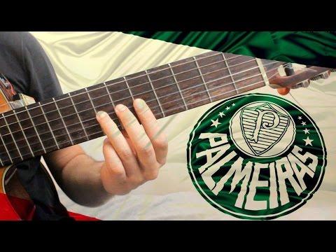 Hino do Palmeiras - Como tocar no Violão e Guitarra