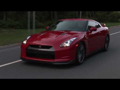 2010 Nissan GT-R Premium - Drive Time review
