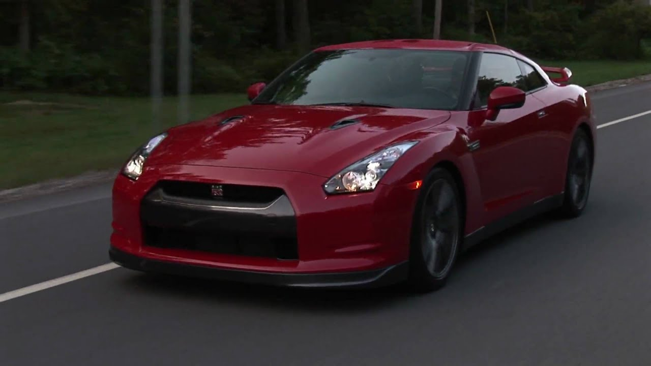 2010 nissan gt-r premium - drive time review - youtube
