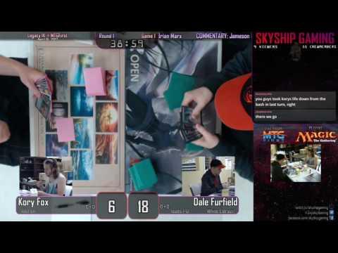 Legacy 1K - Round 1 - Kory Fox vs Dale Fairfield