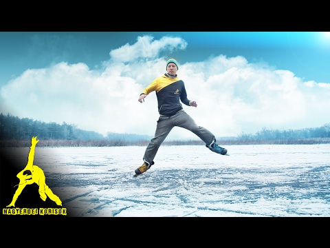 Freestyle Ice Skating: Pendulum Tutorial