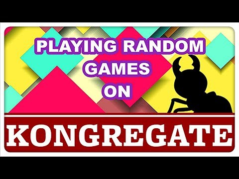 🕹️ Let's Play Random Kongregate Flash Games! Chill & Chat