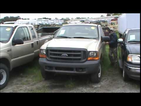 Online Auction Of Carroll County Surplus Vehicles - Trucks
