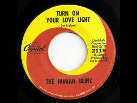 Клип The Human Beinz - Turn On Your Love Light