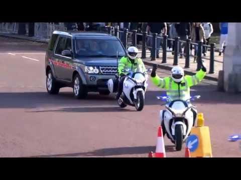 Met Police Sprinter Responding & SEG