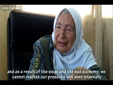 Palestinian Embroidery- Gaza