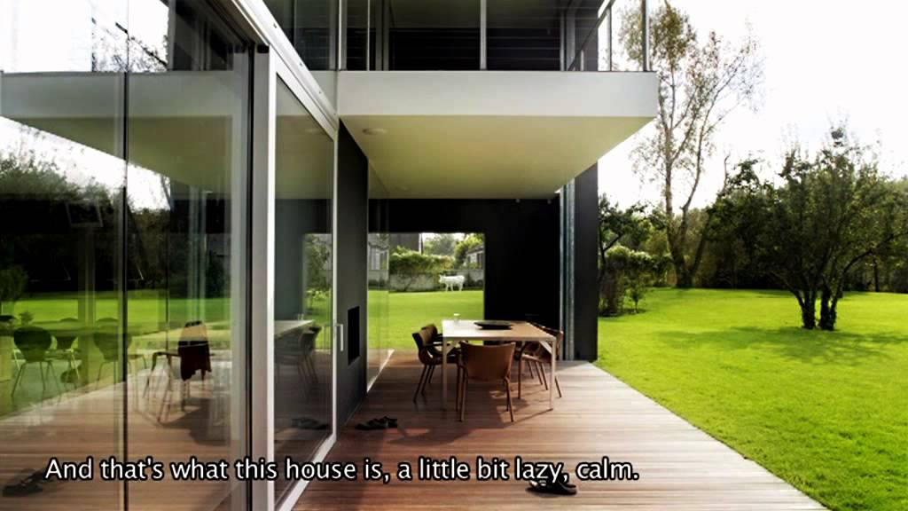 creative home design ideas cube house - YouTube