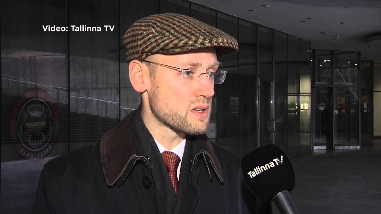 Varro Vooglaiu intervjuu Tallinna TV-le seonduvalt riikliku suveräänsusega