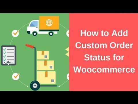 How to add Custom Order Status for Woocommerce website (Hindi) thumbnail
