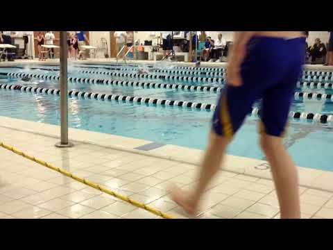 Ryan Gould - Pioneer Valley Record 25 yd Butterfly