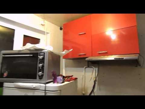 Ремонт маленькой кухни 5.5 кв м своими руками