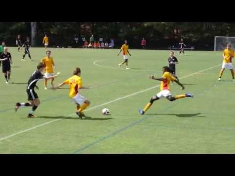 Steamers 01 Black vs AFC Lightning 01 Gold / 24Sep16 / Region III Premier League