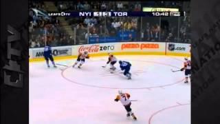 Sundin Breaks Sittlers Record - Islanders @ Maple Leafs - 10/11/07