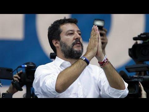 -الشيوخ الإيطالي- يجيز إحالة سالفيني على القضاء في قضية سفينة المهاجرين…  - 20:00-2020 / 2 / 12