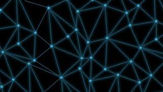 """Gimp Tutorial: Plexus Effect - """"Triangles"""""""