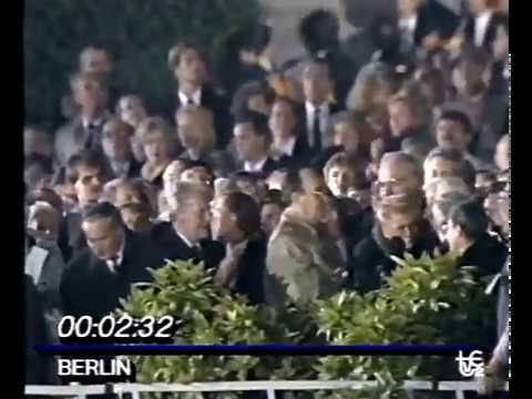 La Caída del Muro de Berlín [Directo TVE]