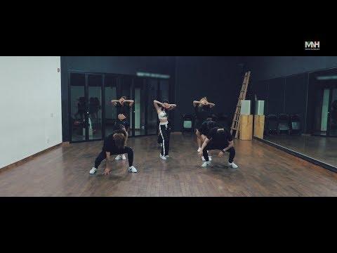 청하CHUNG HA - BB 안무 영상 Dance Practice