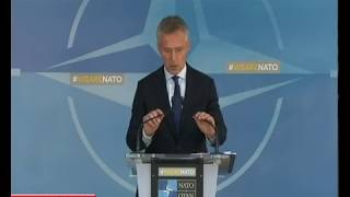 Столтенберг заявив про глибокі розбіжності між РФ та НАТО щодо України