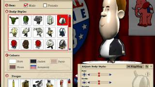 Let's Play The Political Machine 2008 - Part 1