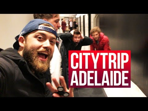 Booked cheap flights and ended up in Adelaide
