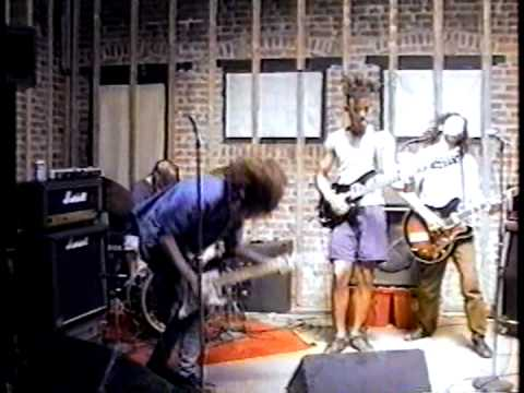 Dead Eddie Live at Party DCAC Art Gallery 6-17-1990