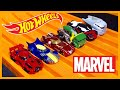 MARVEL CHARACTER CAR BATTLE ROYAL!