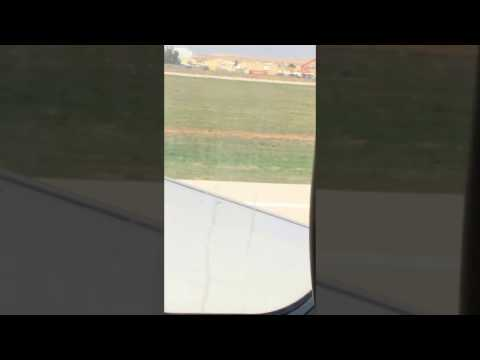 Landing in Amman Airport - part2