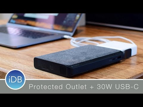 Mophie Powerstation AC has a GFCI Protected Outlet & 30W USB-C: Review