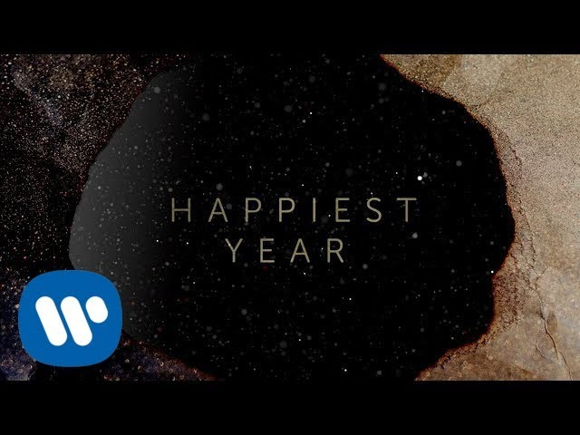 Jaymes Young - Happiest Year [Official Audio]